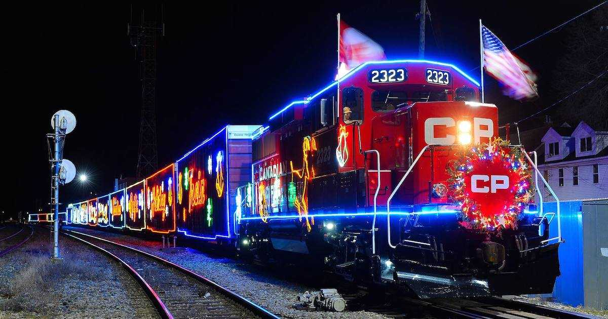 CP Holiday Train 1