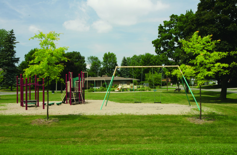 Click to enlarge image Highridge playground nice light.jpg