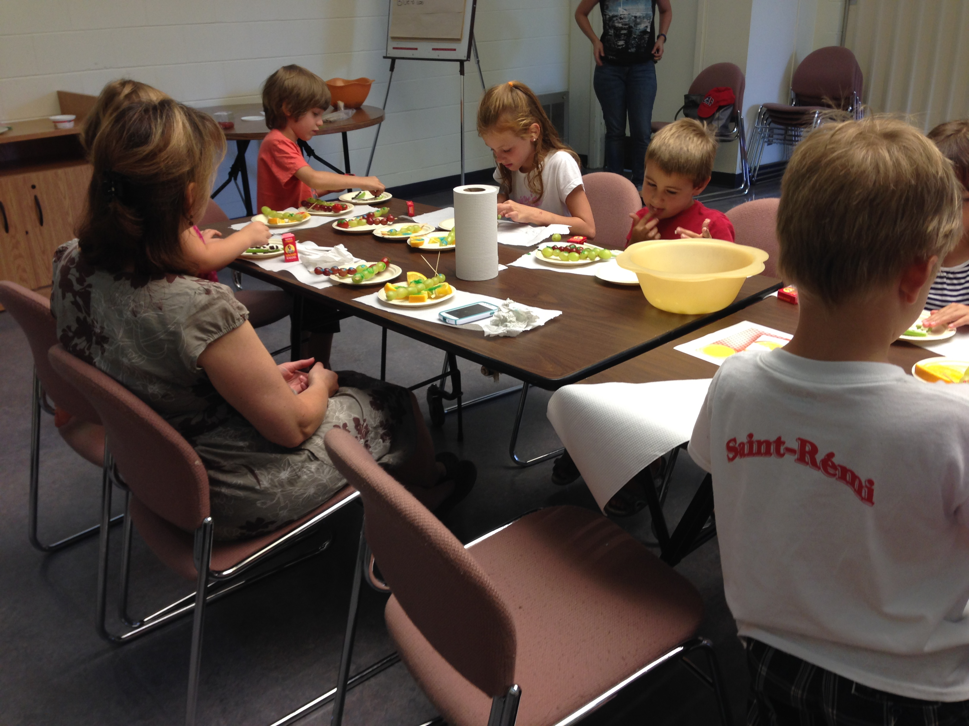 Lectures and activities for Culinaire
