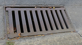 sewer grate rect